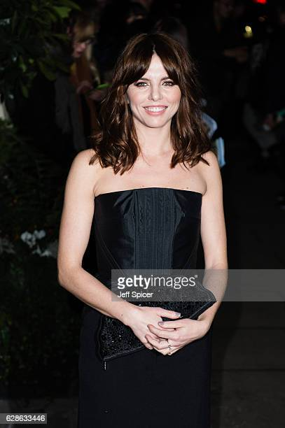 Ophelia Lovibond attends the Evening Standard Film Awards at Claridge's Hotel on December 8 2016 in London United Kingdom
