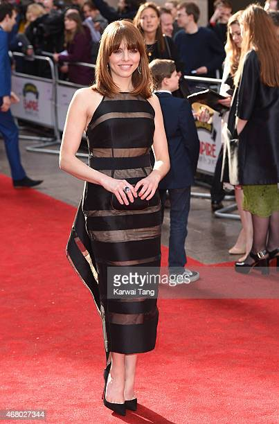 Ophelia Lovibond attends the Jameson Empire Awards 2015 at Grosvenor House on March 29 2015 in London England