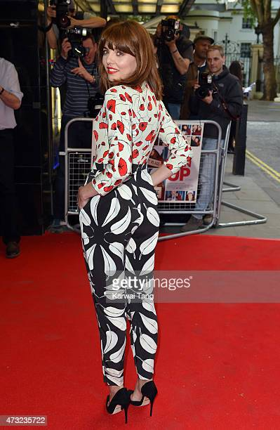 Ophelia Lovibond attends the UK Gala screening of Man Up at The Curzon Mayfair on May 13 2015 in London England