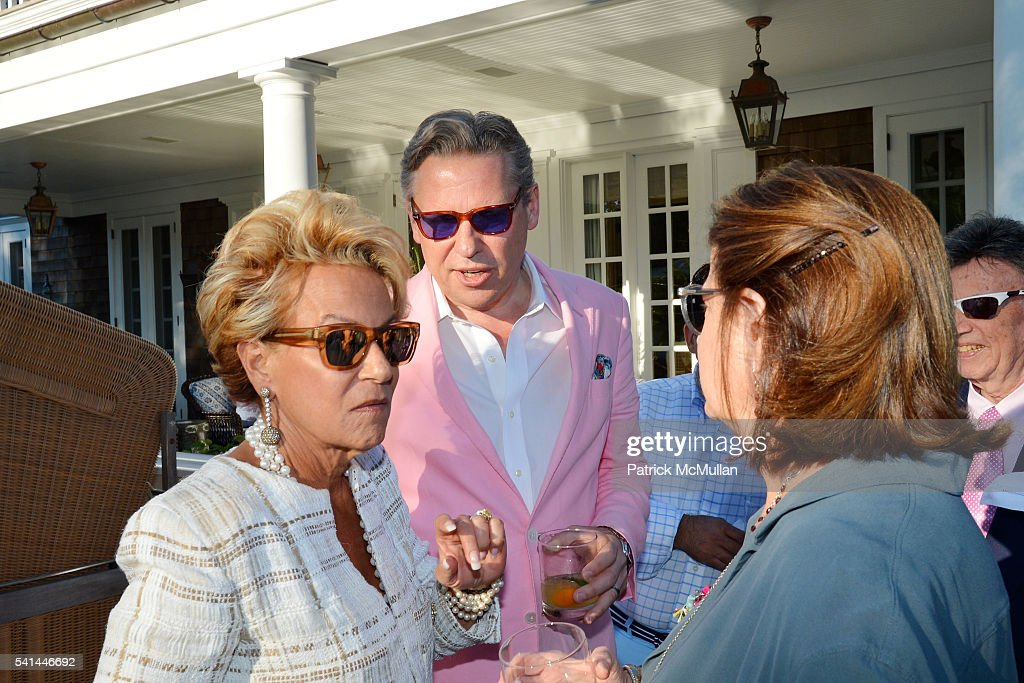 The Sixteenth Annual Midsummer Night Drinks Benefiting God's Love We Deliver : News Photo