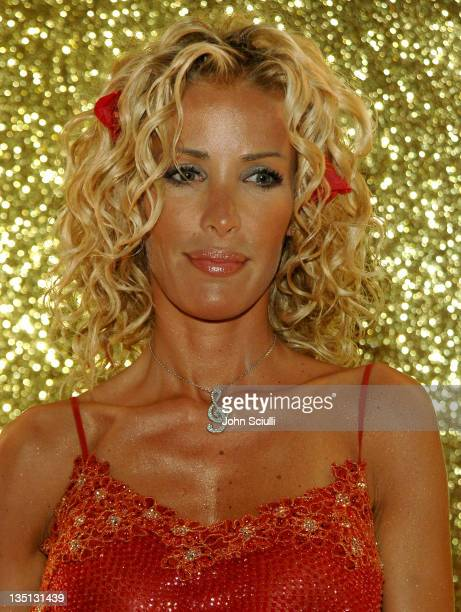 Ophelie Winter during 2006 Cannes Film Festival Dolce Gabbana Party at Hotel Martinez in Cannes France