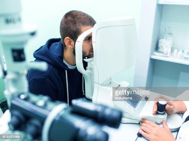 Examen oftalmológico oftalmológicas