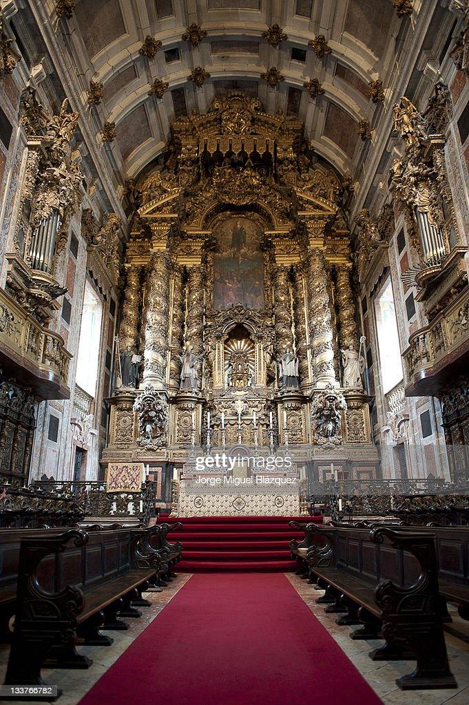 Oporto Cathedral : Foto de stock