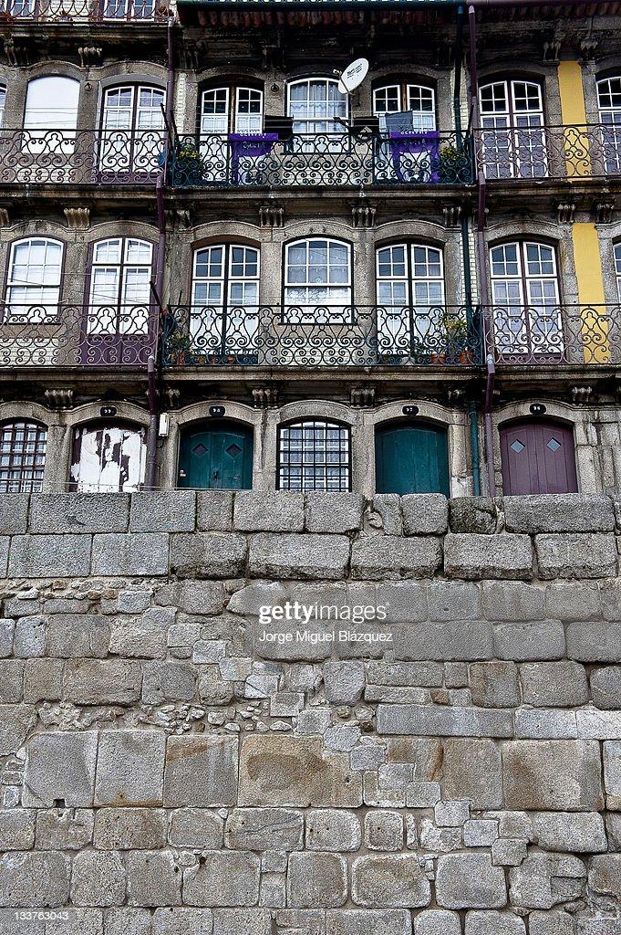 Oporto Facade : Foto de stock