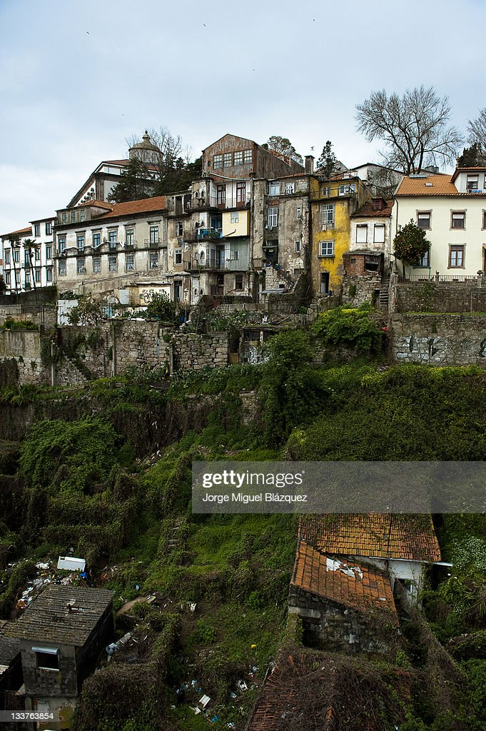 Oporto old city : Foto de stock