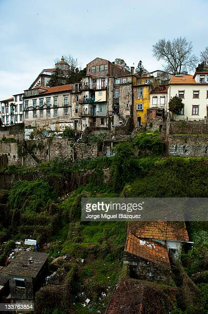 Oporto old city