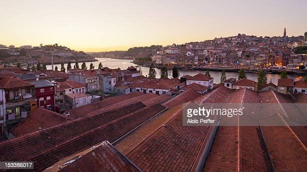 Oporto's port wine lodges