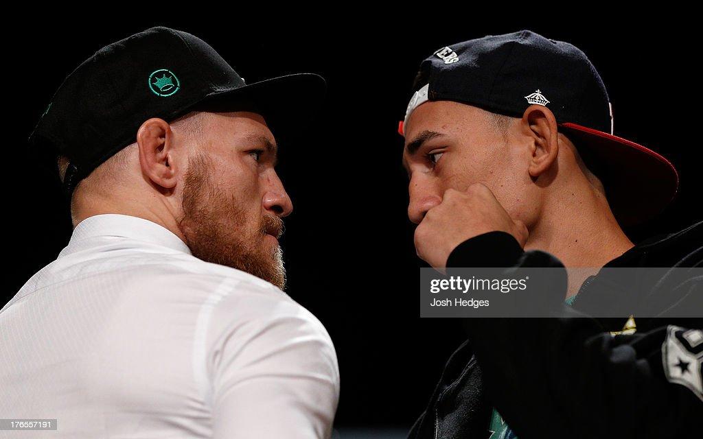 UFC Press Conference : News Photo