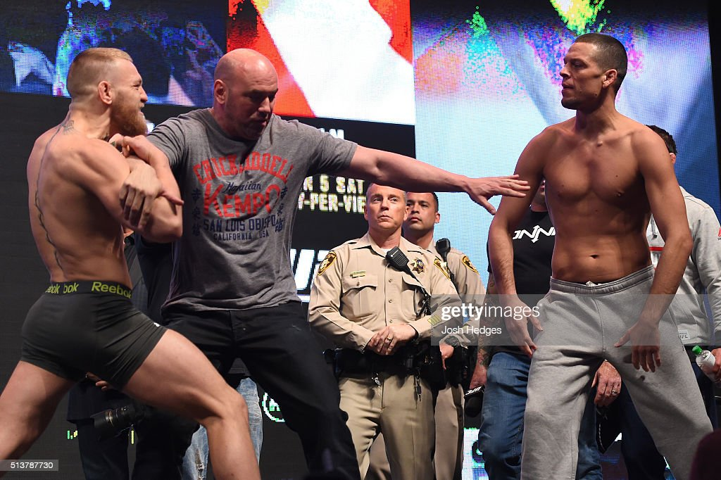 UFC 196 Weigh-in