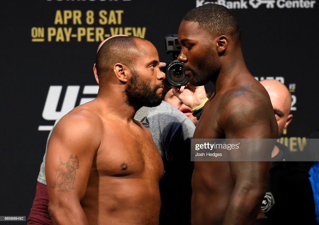UFC 210: Weigh-in : News Photo