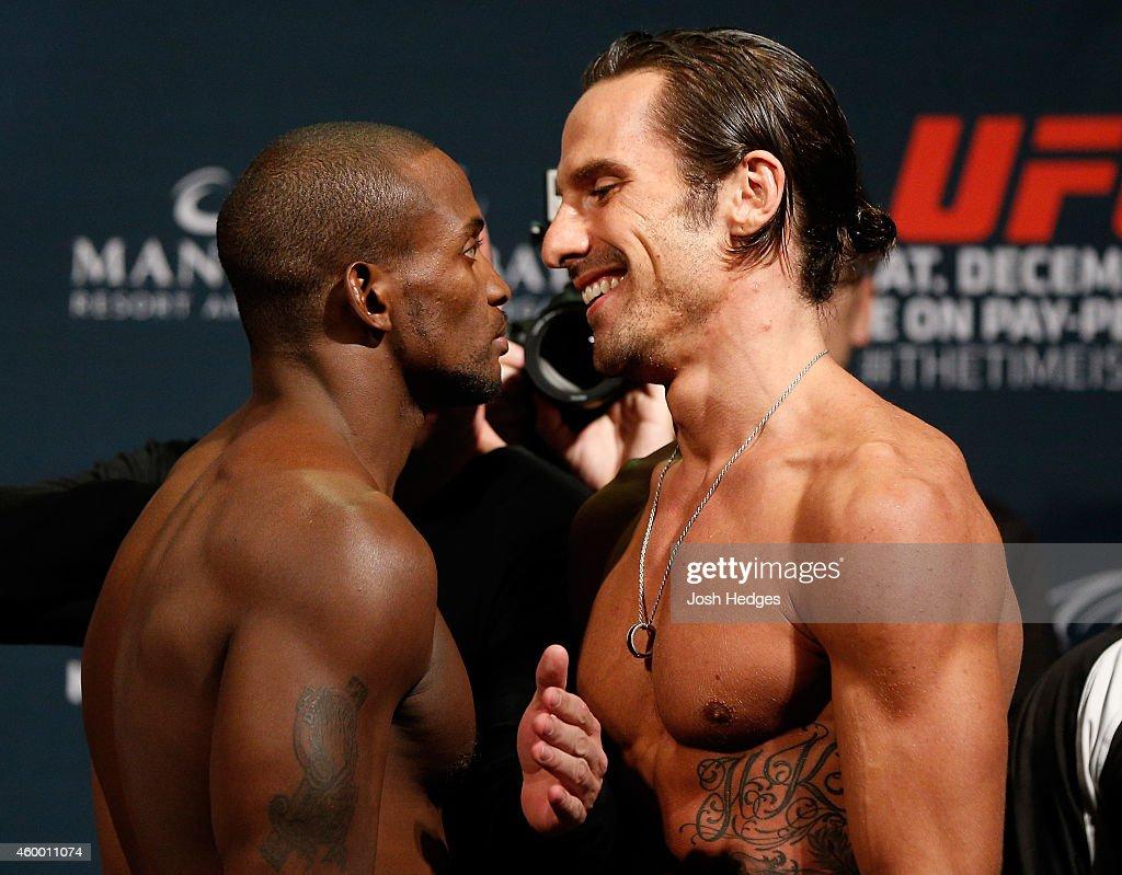 UFC 181 - Weigh-Ins