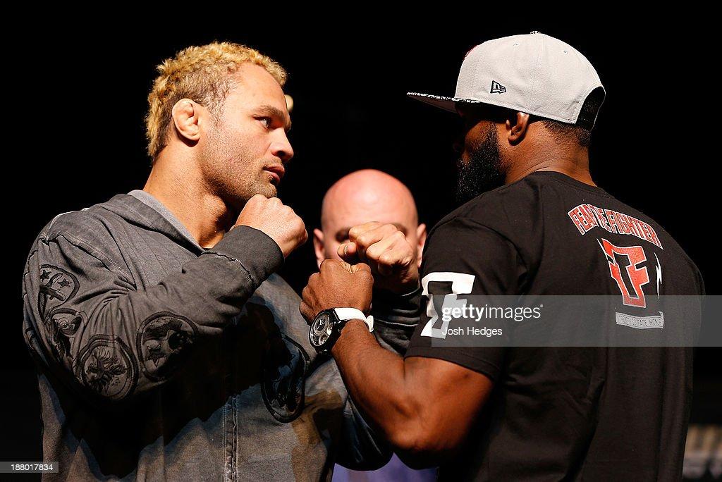 UFC 167: Press Conference