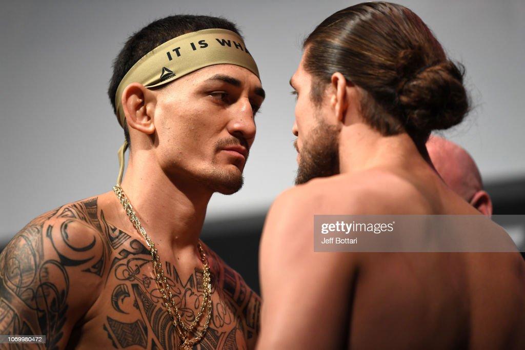 UFC 231: Weigh-ins : News Photo