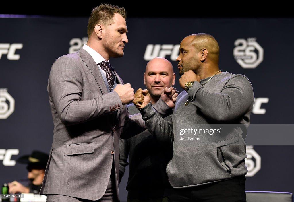 UFC 25th Anniversary Press Conference : News Photo