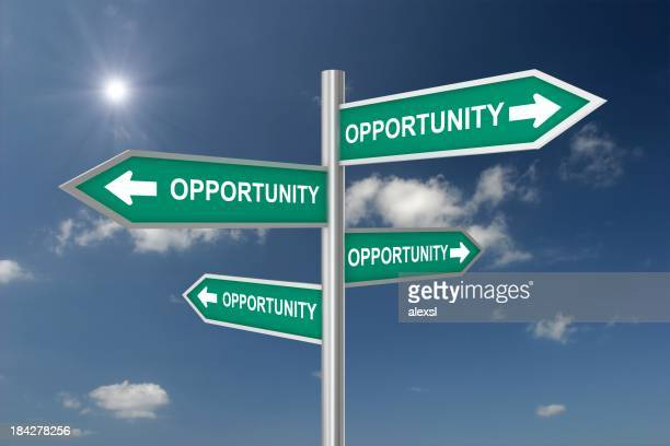 Opportunities Crossroad