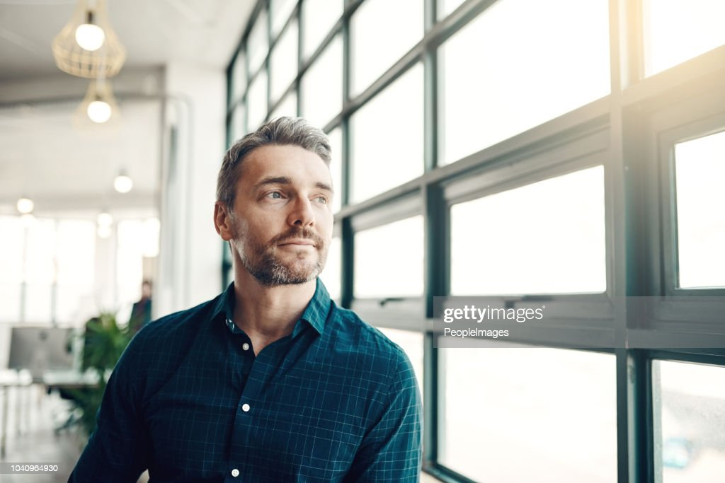 Opportunity doesn't hang around, neither should you : Stock Photo