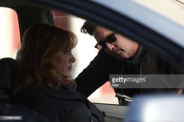 GIRLS Opportunity Episode 310 Pictured Christina Hendricks as Beth Boland Andrew McCarthy as Mr Fitzpatrick