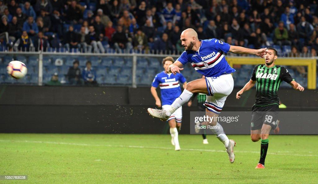 UC Sampdoria v US Sassuolo - Serie A : News Photo