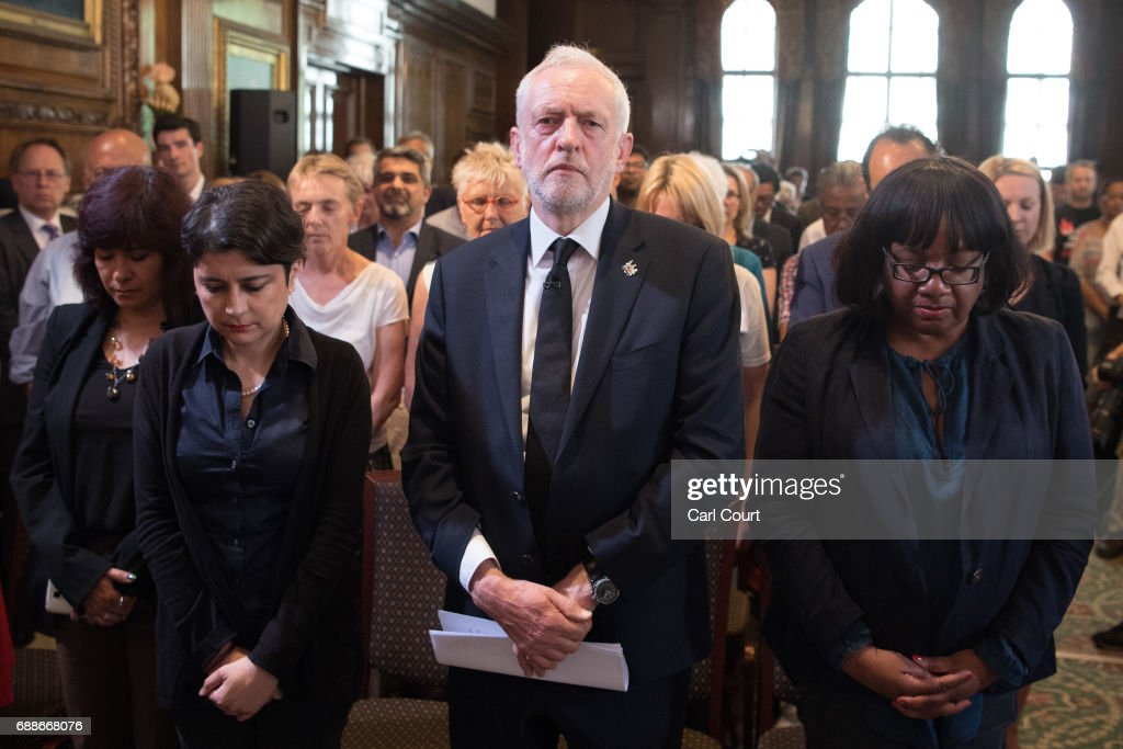 Jeremy Corbyn Resumes The Election Campaign With Press Conference On Defence
