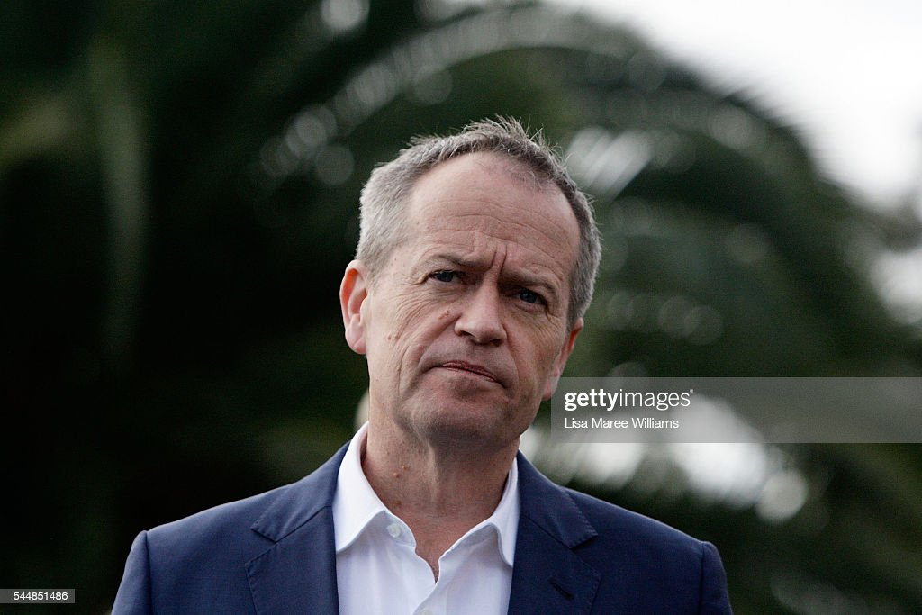 Labor Leader Bill Shorten Awaits Election Results As Counting Continues