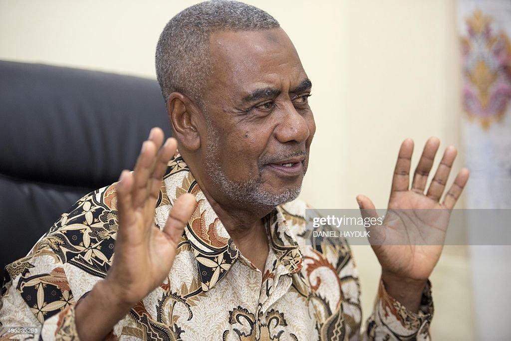 TANZANIA-POLITICS-ELECTION-VOTE-UNREST : News Photo