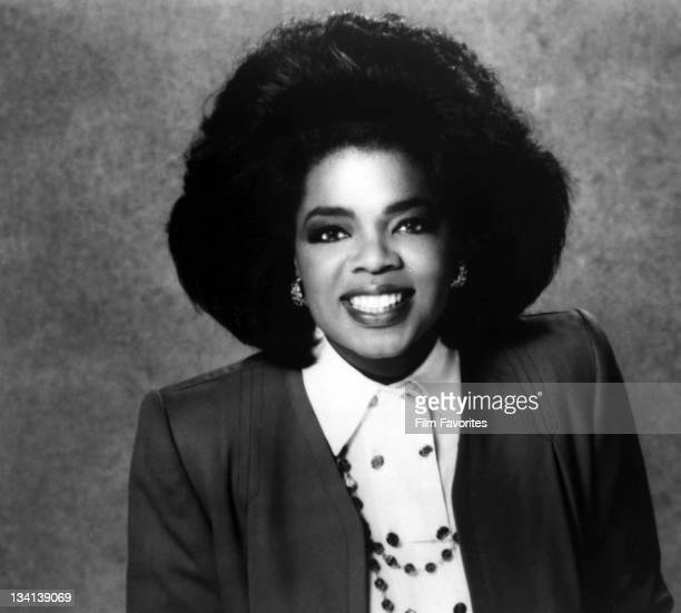 Oprah Winfrey 1970s