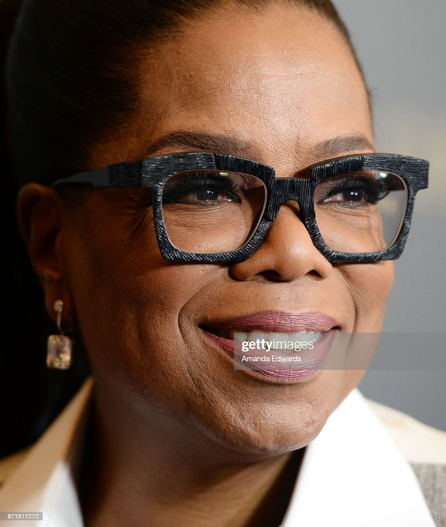 Oprah Winfrey arrives at the taping of 'Queen Sugar After-Show' at OWN Oprah Winfrey Network on November 7, 2017 in West Hollywood, California.