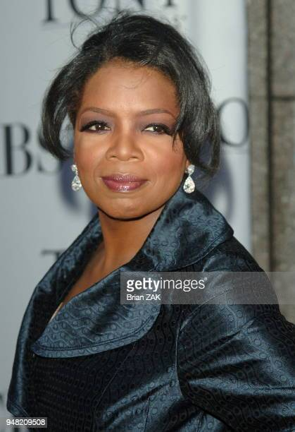 Oprah Winfrey arrives to the 60th Annual Tony Awards held at Radio City Music Hall New York City BRIAN ZAK