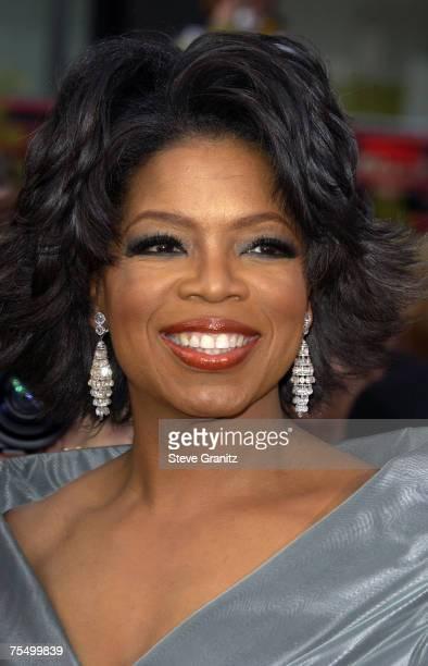 Oprah Winfrey at the The Kodak Theater in Hollywood California