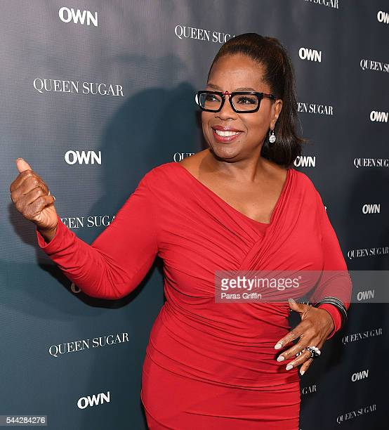 Oprah Winfrey attends 'Queen Sugar' Cocktail Reception at Legacy Kitchen on July 2 2016 in New Orleans Louisiana