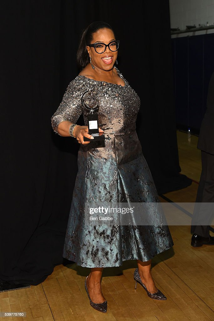 NY: 70th Annual Tony Awards - Press Room
