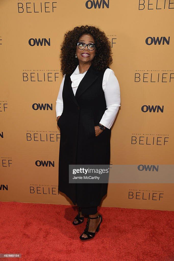 Oprah Winfrey 2015