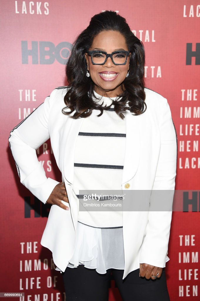 """The Immortal Life Of Henrietta Lacks"" New York Premiere - Arrivals"