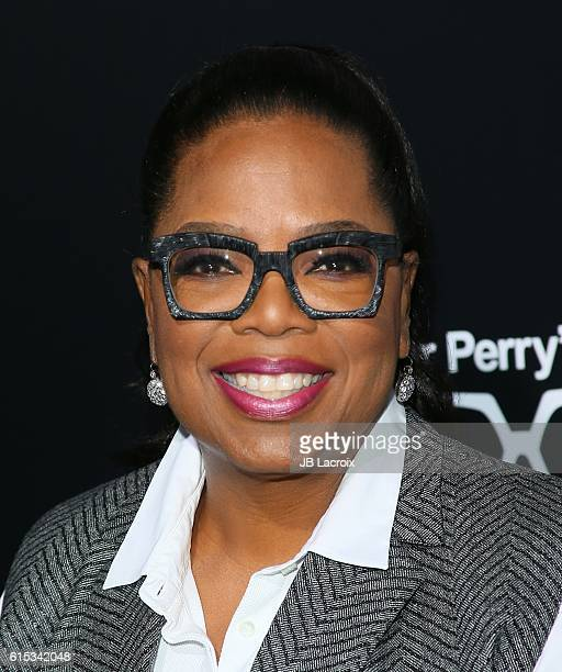 Oprah Winfrey attends the premiere of Lionsgate's 'Boo A Madea Halloween' on October 17 2016 in Hollywood California