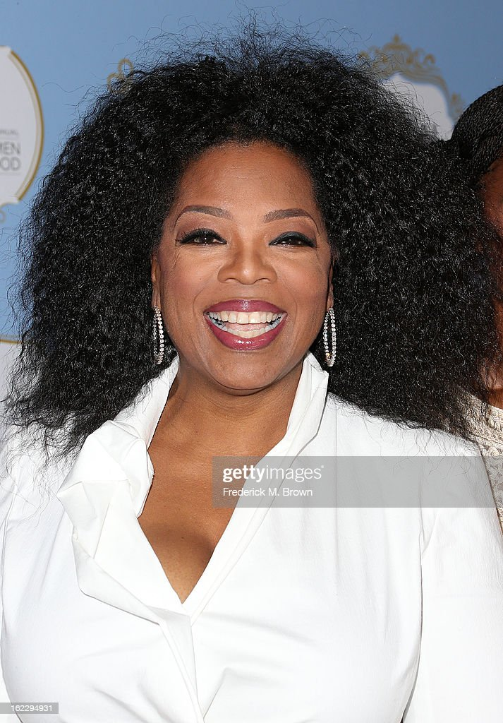 Oprah Winfrey attends the Sixth Annual ESSENCE Black Women In Hollywood Awards Luncheon at the Beverly Hills Hotel on February 21, 2013 in Beverly Hills, California.
