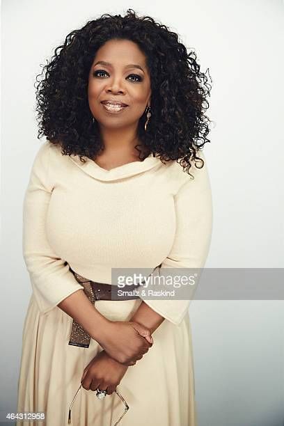 Oprah Winfrey is photographed at the 2015 Film Independent Spirit Awards for on February 21 2015 in Santa Monica California