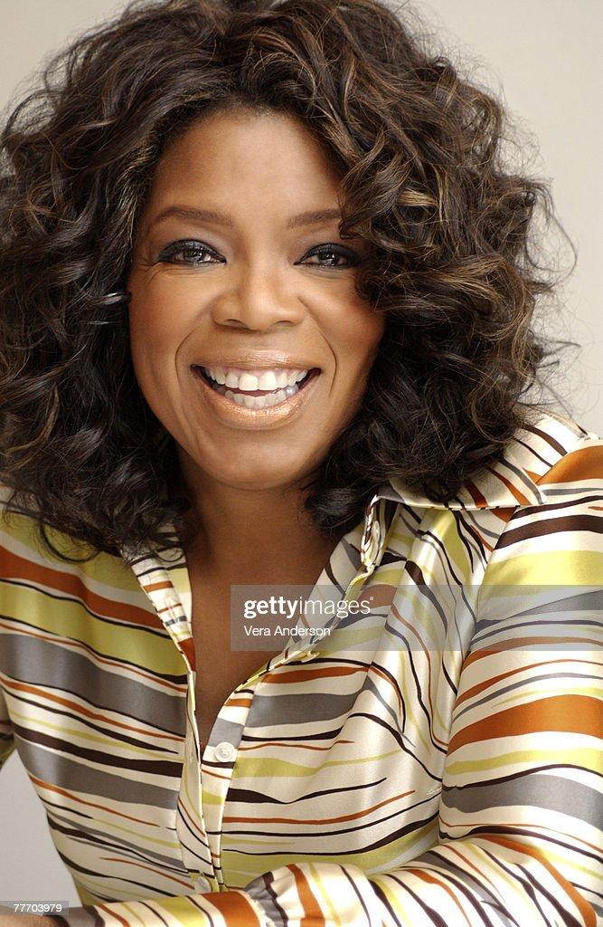 Oprah Winfrey; Oprah Winfrey by Vera Anderson; Oprah Winfrey, Self Assignment, March 3, 2005