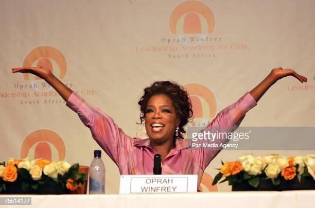 oprah as a leader