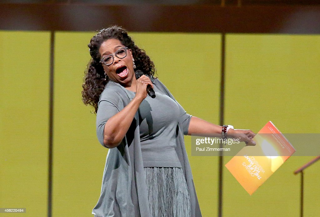 Oprah's The Life You Want Weekend - Day 2 : News Photo