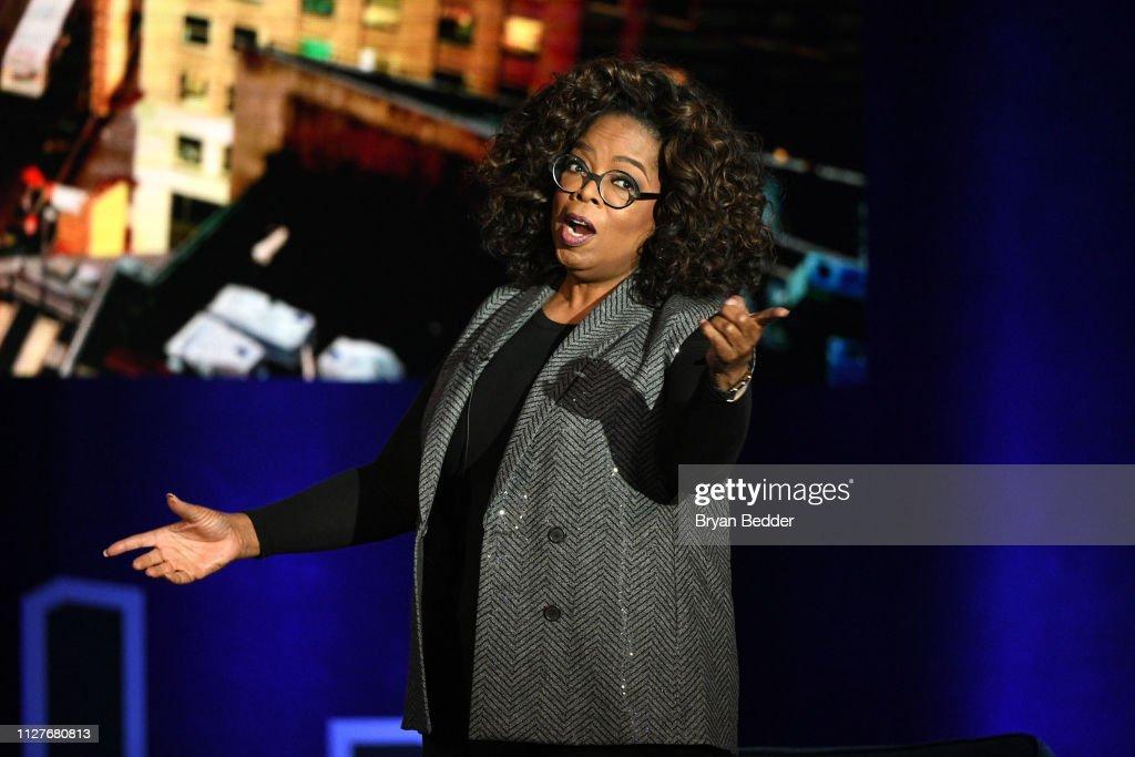 Oprah's SuperSoul Conversations : News Photo