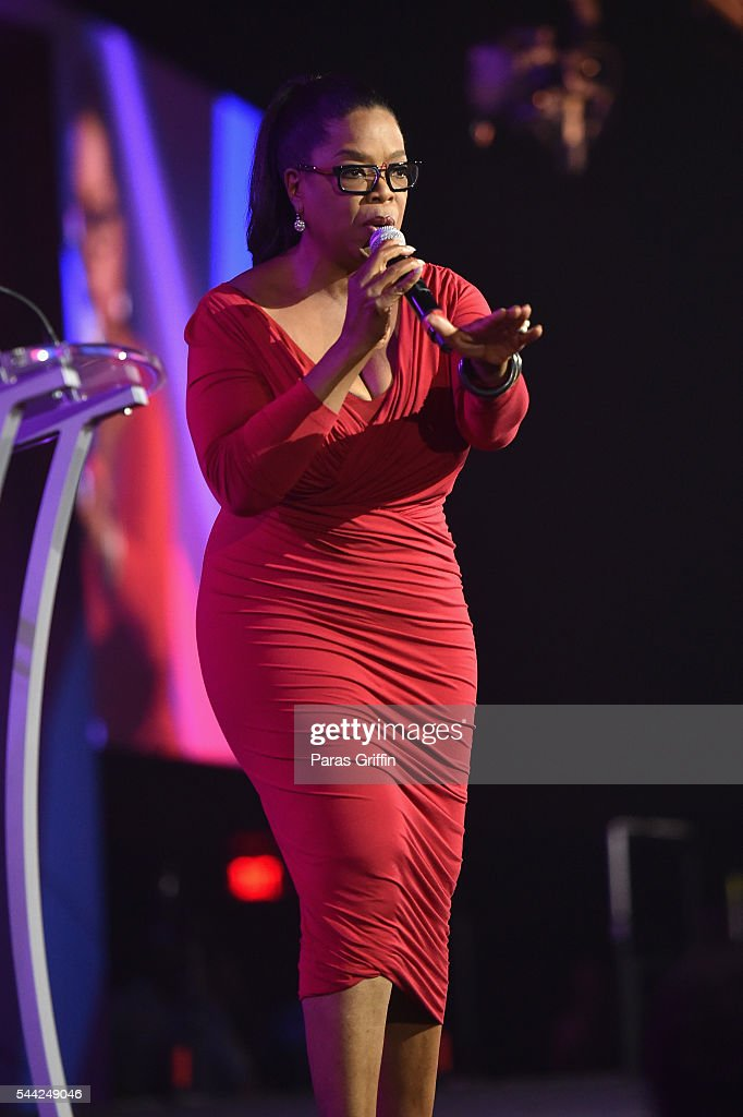 Oprah Winfrey speaks onstage during the 2016 ESSENCE Festival presented By Coca-Cola at Ernest N. Morial Convention Center on July 2, 2016 in New Orleans, Louisiana.