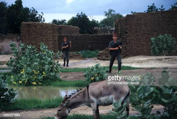 L'opération Manta est une opération militaire française qui s'est déroulée au Tchad entre 1983 et 1984 dans le cadre du conflit tchadolibyen Des...