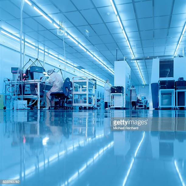 Optical Glass Production