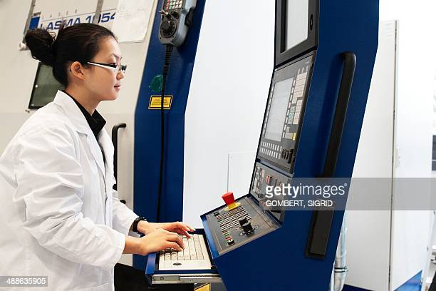 optical products plant - sigrid gombert stock pictures, royalty-free photos & images