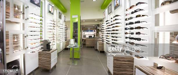optician's shop - eyesight stock pictures, royalty-free photos & images