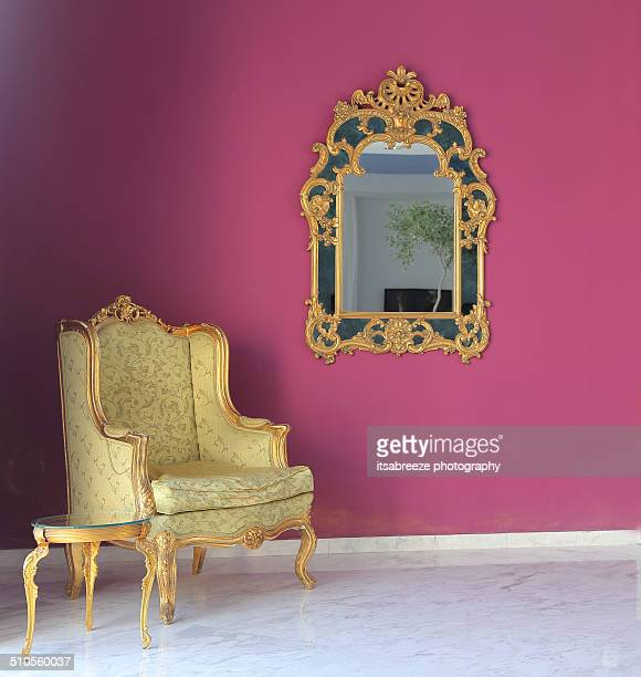 Opulent furniture