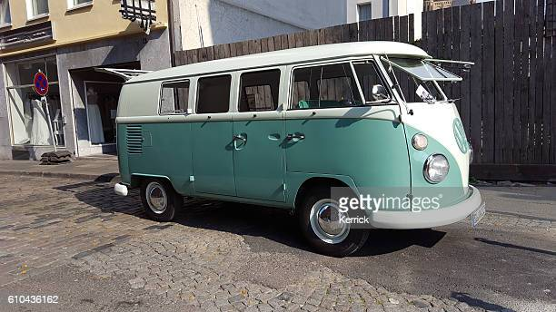 VW T1 or Bulli - the famous VW Bus