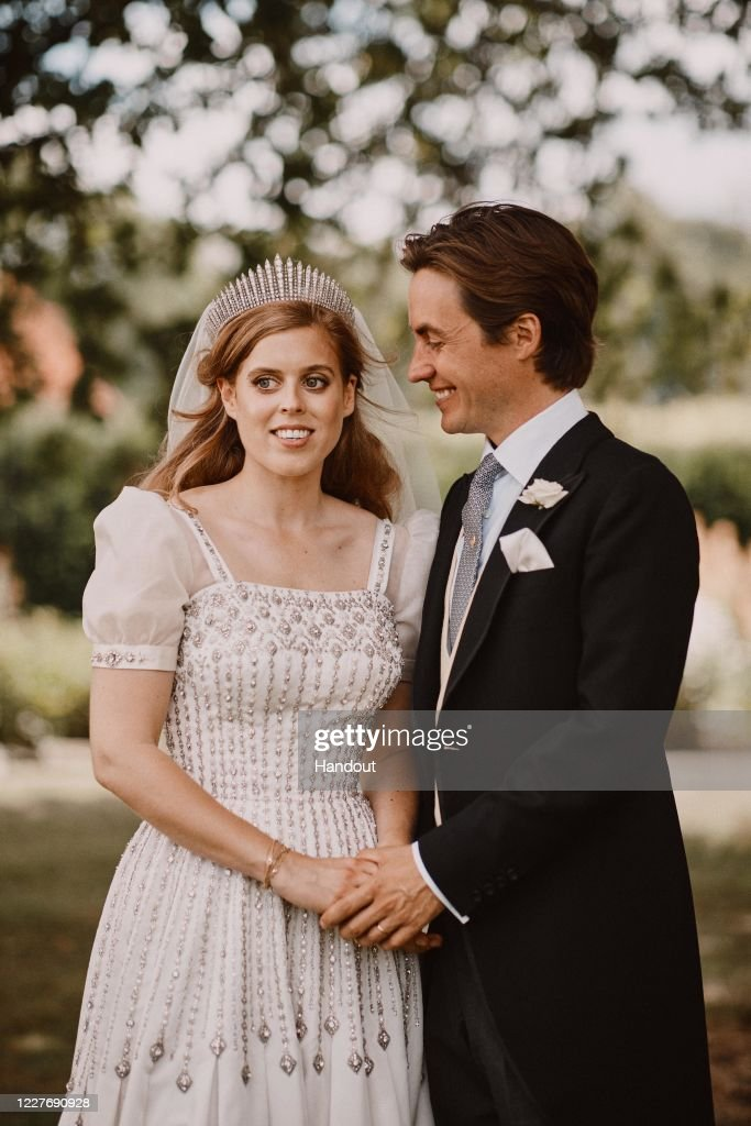 The Wedding Of Princess Beatrice And Mr. Mapelli Mozzi : Photo d'actualité