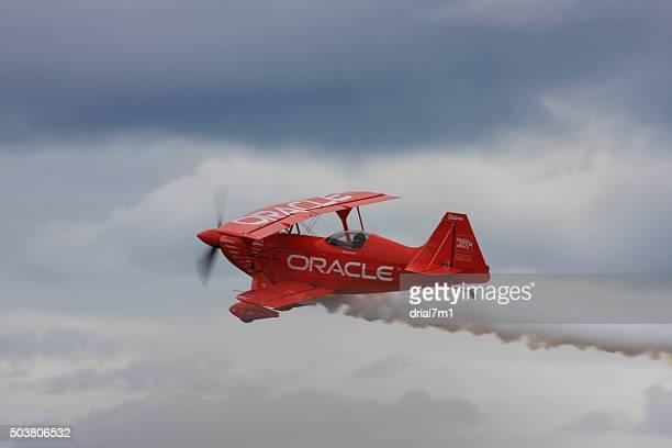 Oracle einen Aerobic-Flugzeug
