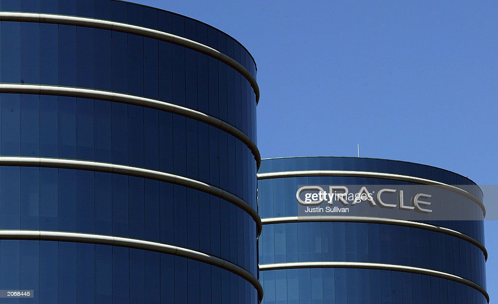 Oracle Makes Hostile Bid For Rival Peoplesoft : Fotografía de noticias